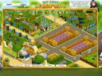 Hübsche Blumen im Zoo Onlinespiel