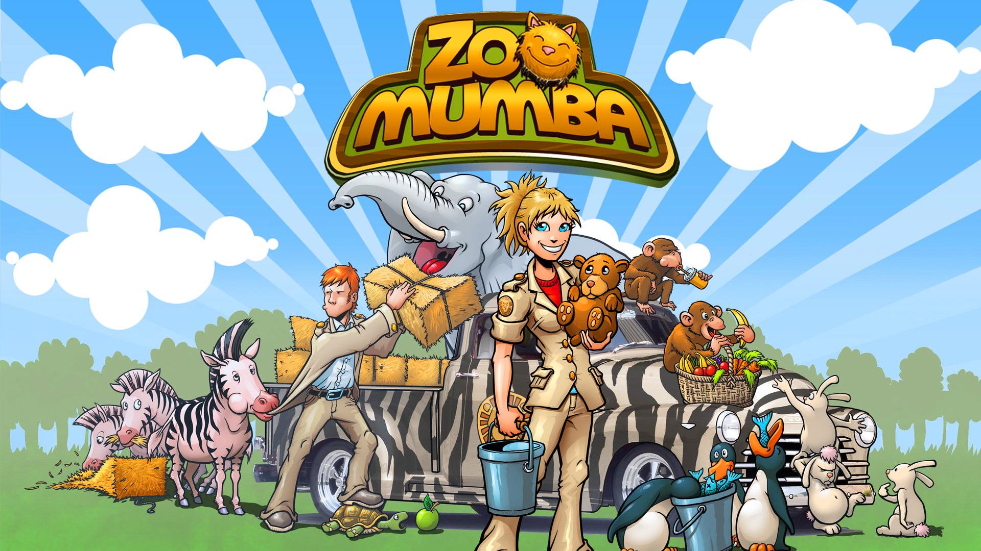 Zoomumba - Kostenloses Zoo Simulationsspiel