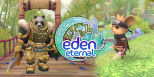Neue Ursun und Zumi Rassen im MMORPG Spiel Eden Eternal