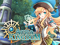 Aura Kingdom - Kostenloses Fantasy-MMORPG - Deutsch