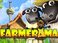 Farmerama - Kostenlose Farmer Simulation, Online Browserspiel