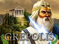 Grepolis - Strategie Aufbauspiel Browsergame, Antike Aufbaustrategie