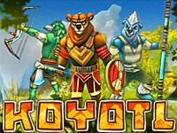 Koyotl - Kostenloses 3D Action Rollenspiel Online-Browsergame